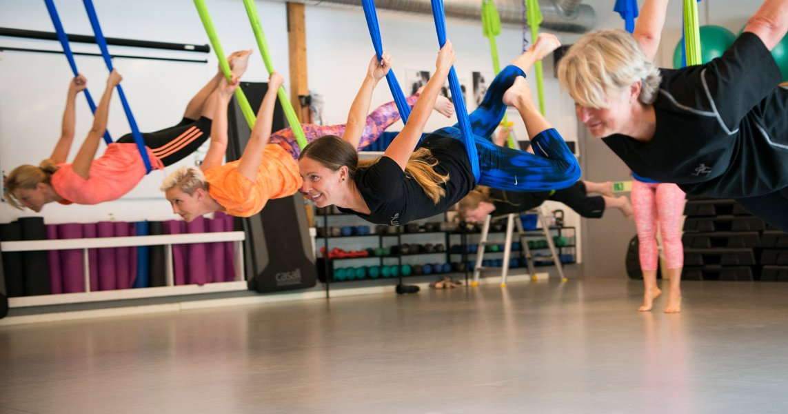 Bungee Fitness Stockholm
