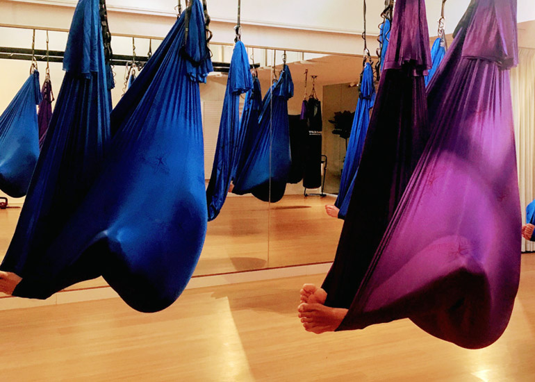 AntiGravity Restorative Yoga