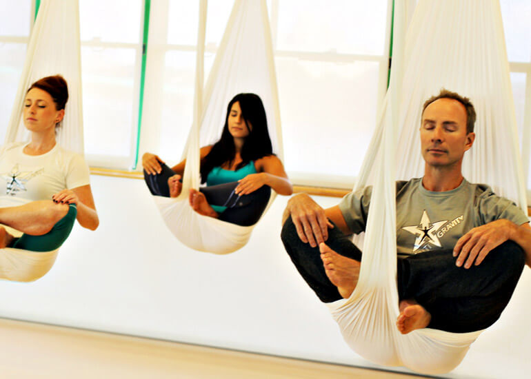 Om AntiGravity Fitness